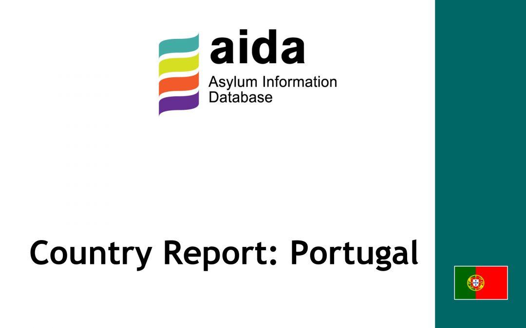 Relatório anual sobre Portugal (2020) – Asylum Information Database